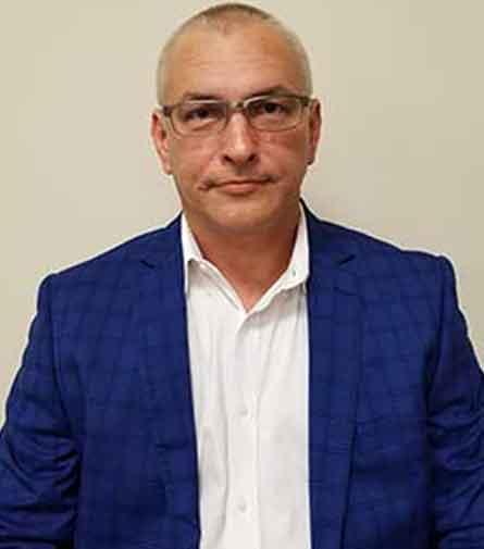 CEO of AKELA Laser, Mikhail Maiorov., AKELA Laser