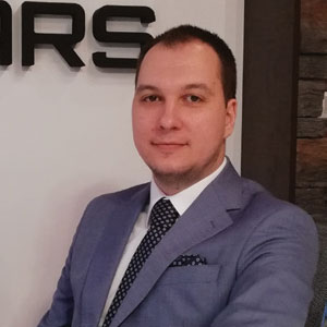 Zoran Stankovic, CEO, ARS Embedded Systems