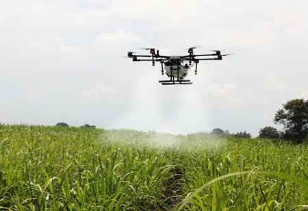 How Semiconductor Advancements will Impact Drone Technology?